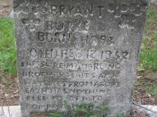 Bryant Burke 1952