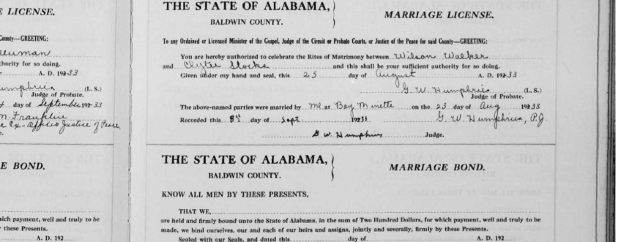 marriage licenses | my roots my blog