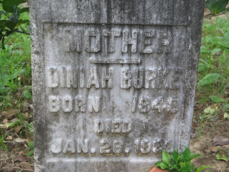 Diniah Burke 1938