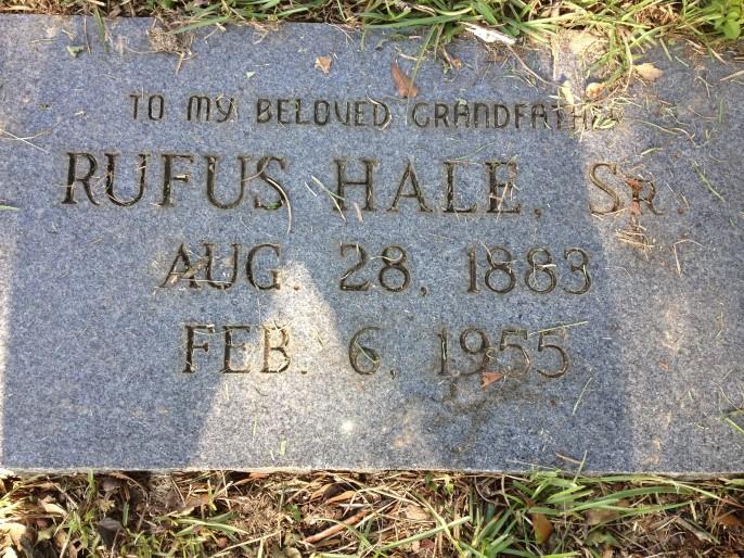 Rufus Hale Sr.