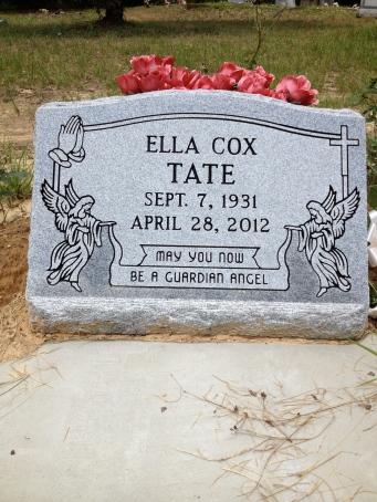 Ella (Eloise) Cox Tate