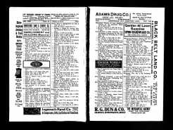 Georgianna Beck Birmingham, Alabama, City Directory, 1915. While living with her mother Georgianna used her mother's maid name which was Whiteside
