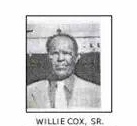 Willie Cox Sr.