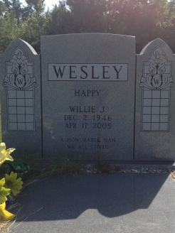Willie Wesley