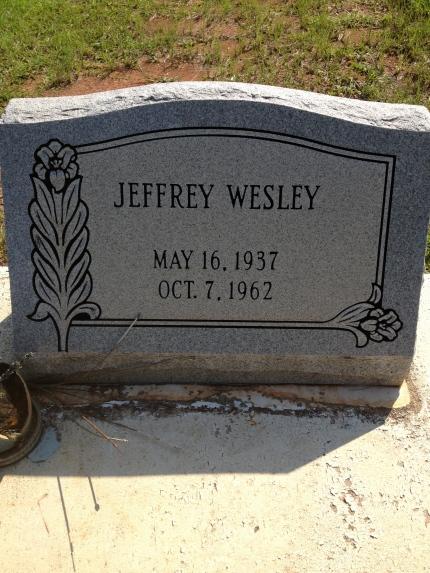 Jeffrey Wesley