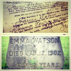 Emma Rauzy Watson