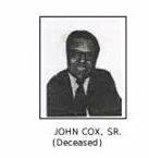 John Cox Sr.