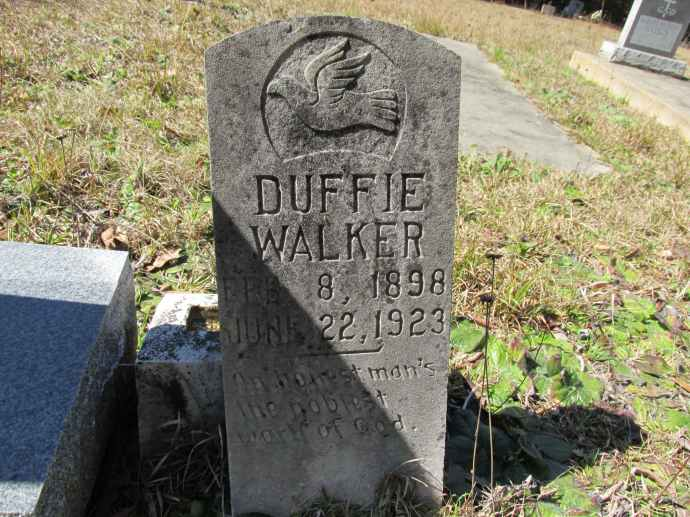 Duffie Headstone_Findagrave