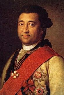 Abram Petrovich Gannibal